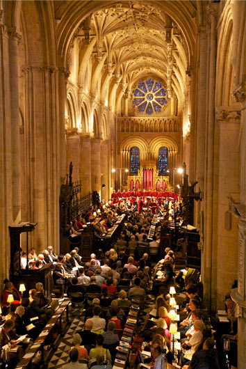 The chapel of Christ Church, Oxford, and Cathedral of the Oxford Diocese