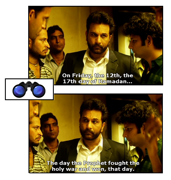 From Anurag Kashyap's film, Black Friday