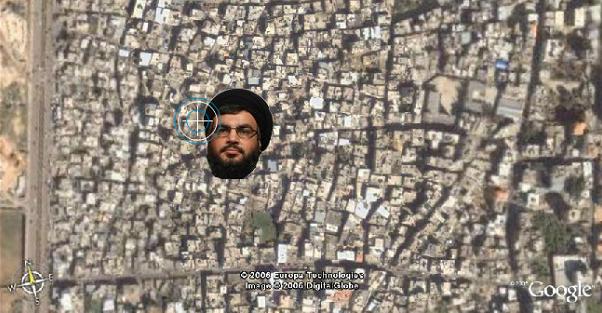 Amir Lotan's game Nasralla