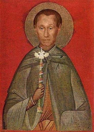 icon of St Vladimir Putin