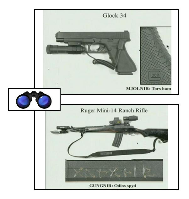 SPEC DQ breivik guns