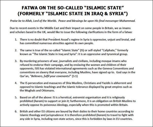 fatwa-against-isis 602 content
