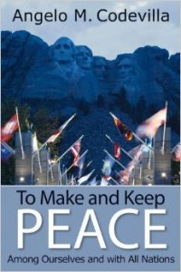 to make and keep peace