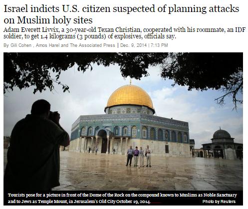 Israel indicts Livvix Aqsa