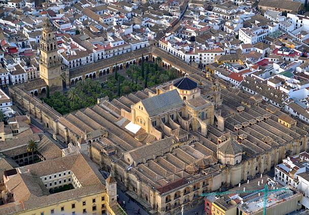 Mezquita_de_Córdoba aerial view