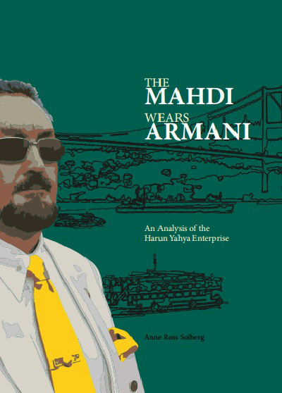 The Mahdi wears Armani