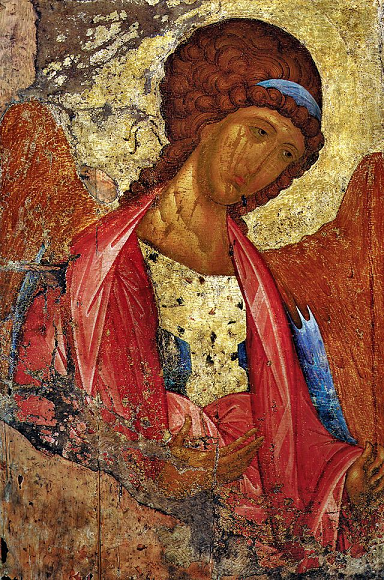 Andrei Rublev, The Archangel Michael