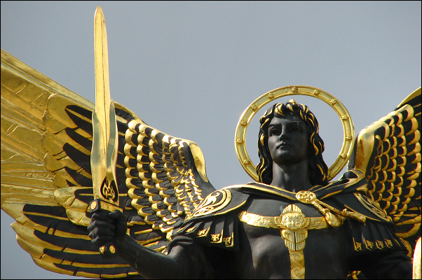 Archangel Michael Kiev Maidan