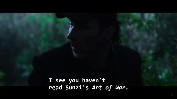 De Niro goes Sunzi