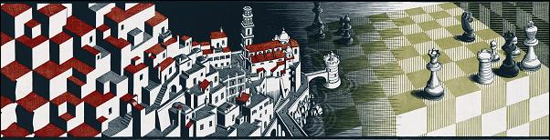 M Escher
