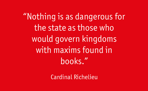 Richelieu quote