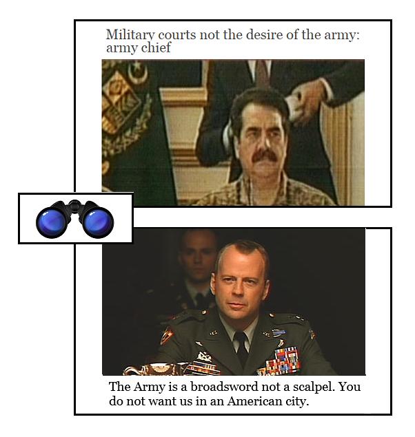 SPEC DQ Siege & Pakistan