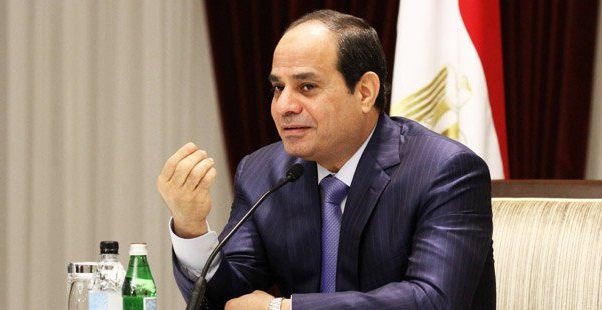 Sisi speaks at al-Azhar