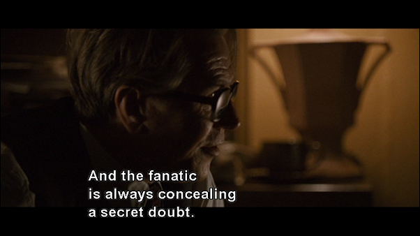 fanatic secret doubt Tinker Tailor