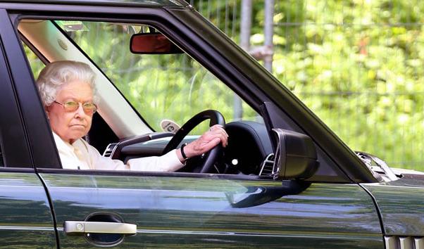queen over drive