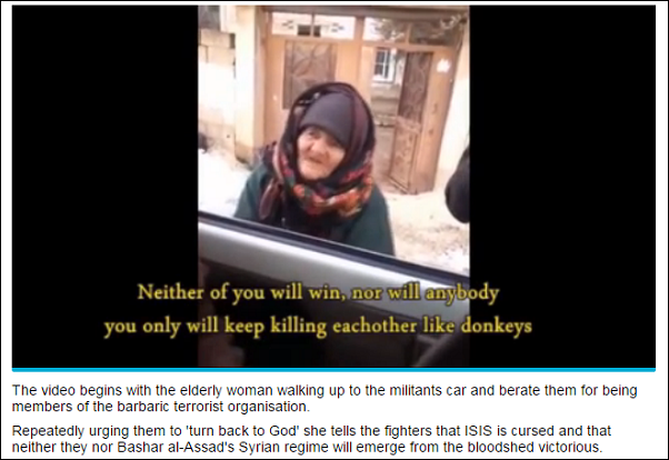 Granny to ISIS
