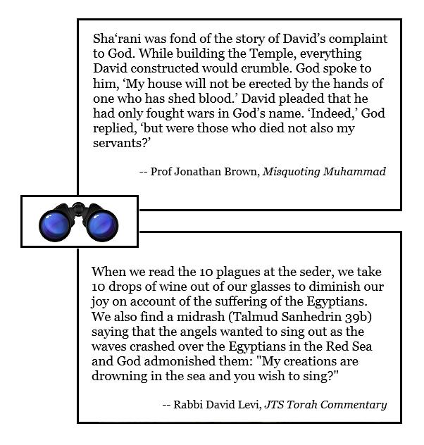 SPEC DQ hadith & midrash