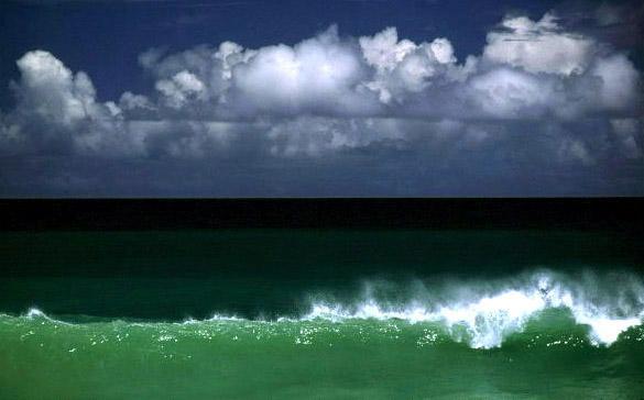 Ernst Haas, Tobago Wave