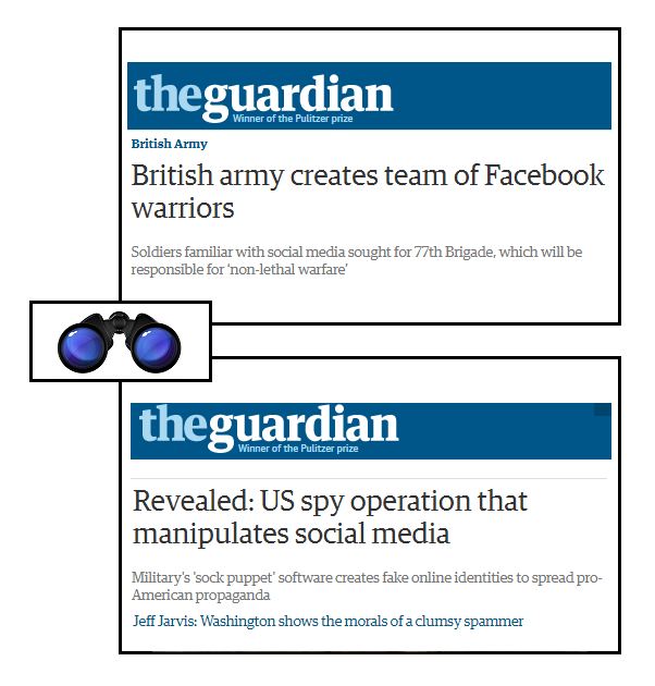 SPEC social media manipulation UK US