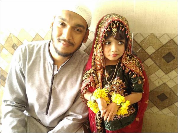 Radha and father 602