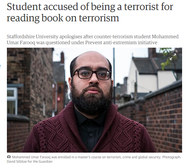 Student accused