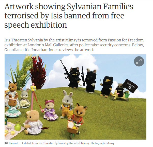 Sylvanian banned