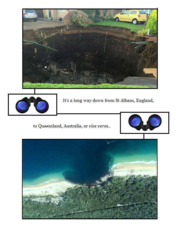 SPEC DQ sinkhole