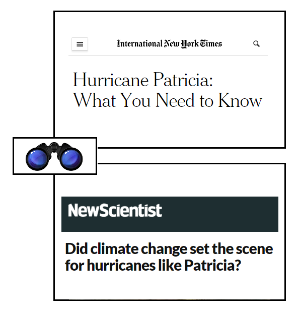 SPEC Patricia need to know