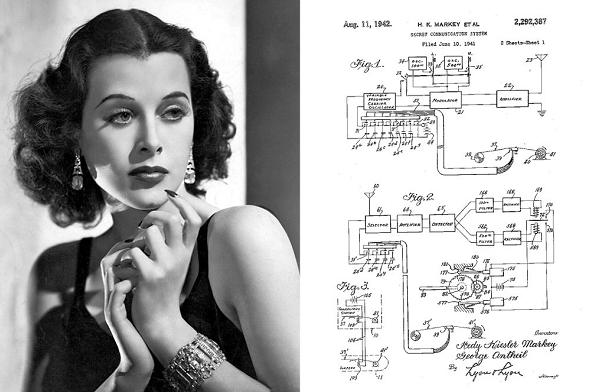 Hedy Lamarr DQ Wild