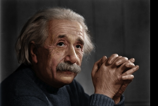 albert einstein non christian refugee