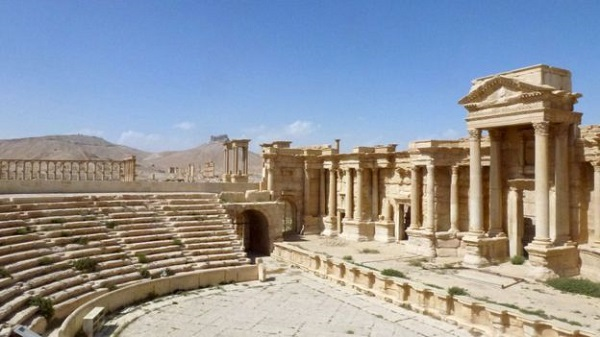 Palmyra after IS