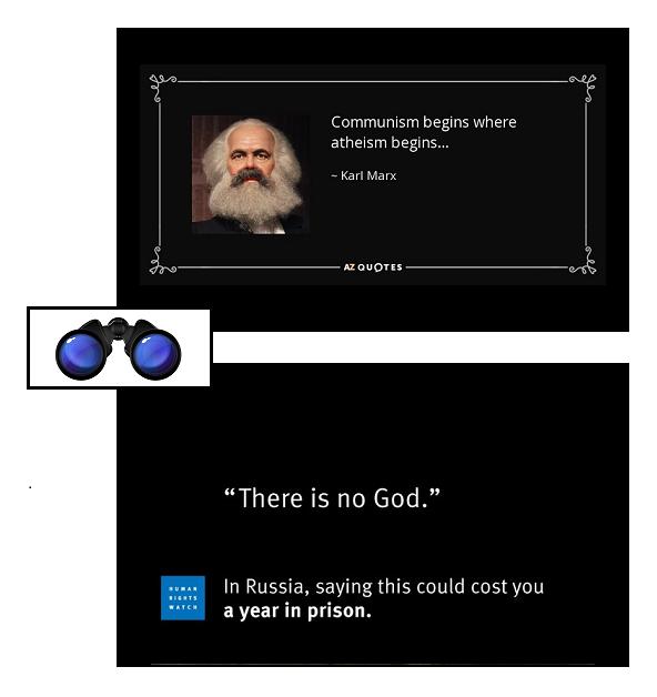SPEC DQ marx atheism russia prison