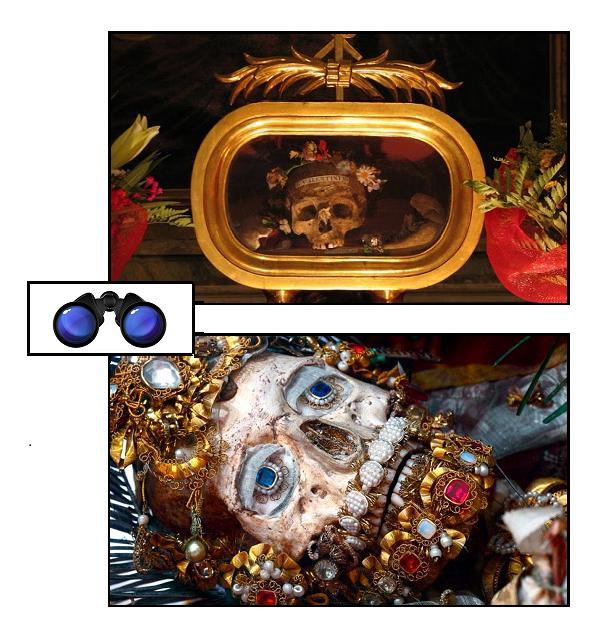 SPEC DQ valentine catacomb martyrs