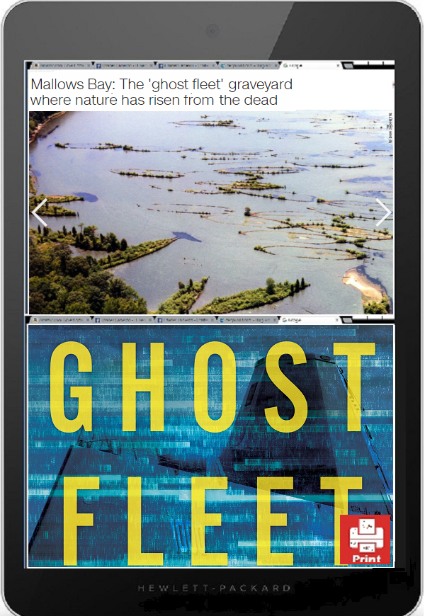 tablet dq ghost fleet easter
