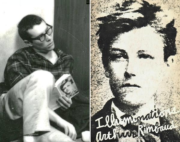 Bernie Sanders reads Rimbaud