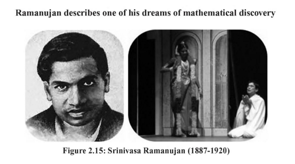 Ramanujan and Namagiri