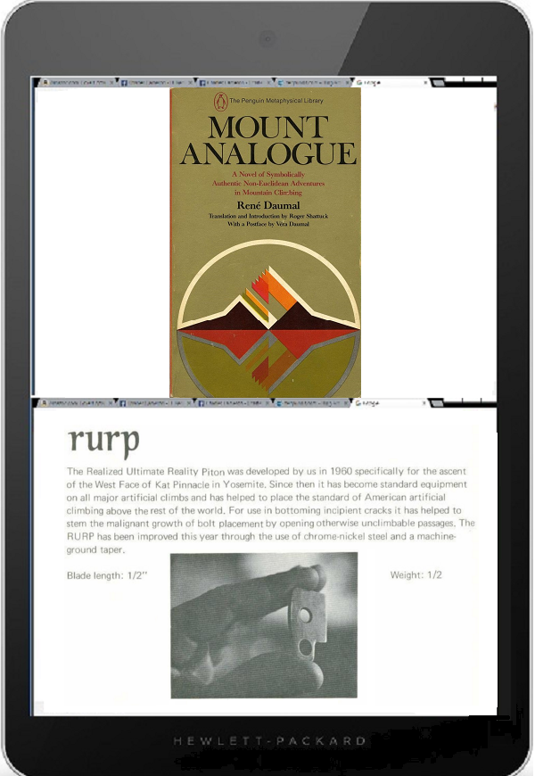 Tablet DQ rurp mt analogue