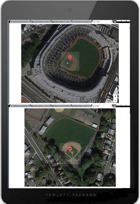 Tablet DQ 600 baseball at 75