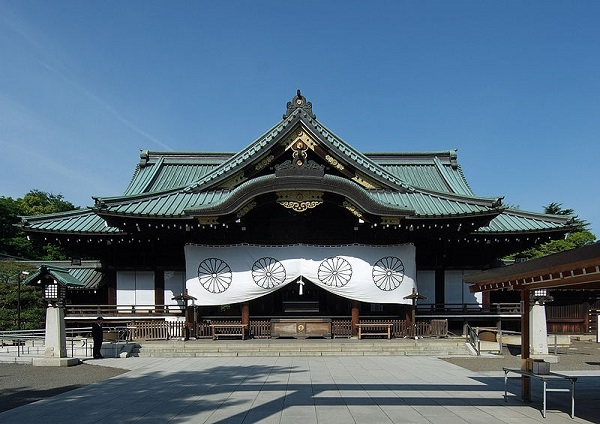 600px-Yasukuni_Shrine