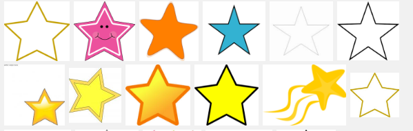 star shapes sm