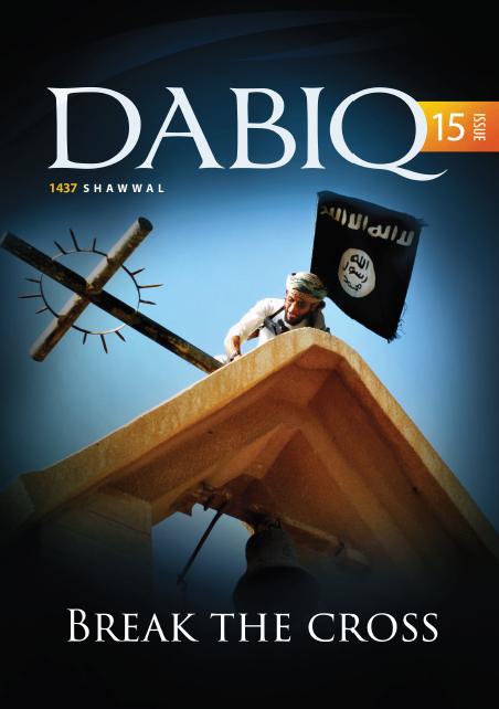 dabiq 15 cover