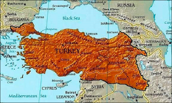 turkish-map